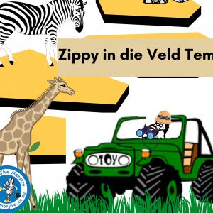 Zippy in die Veld Tema Liedjies